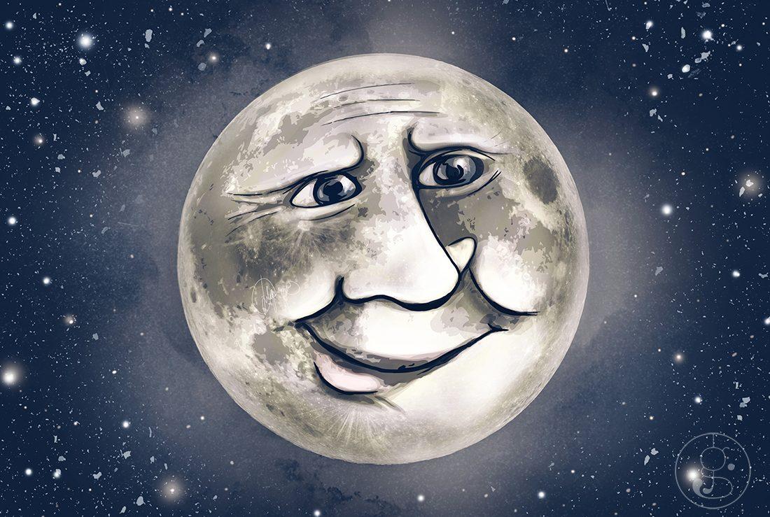 """Vollmond | Full Moon"""