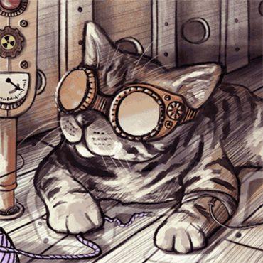 Schrödinger's Katze